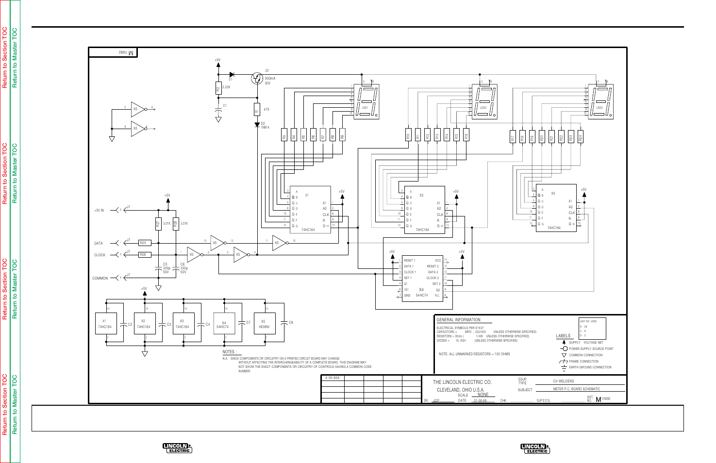 hight resolution of lincoln idealarc 300 wiring diagram wiring library lincoln idealarc 300 wiring diagram electrical diagrams g