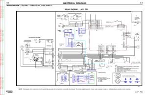 Electrical diagrams, Wiring diagram ln25 pro, Ln25™ pro | Lincoln Electric LN25 SVM179B User