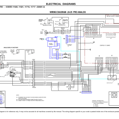 Idealarc Welder Diagram Wiring For Warn 8274 Winch Lincoln Ln 7 Toyskids Co Electrical Diagrams 25 Pro Analog Wire Feeders 10 Welders
