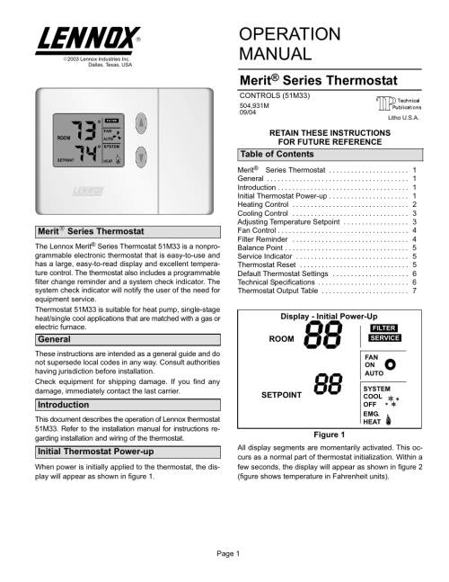small resolution of  honeywell lennox m thermostat wiring diagram on carrier hvac thermostat honeywell programmable thermostat lennox heat