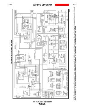Wiring diagram | Lincoln AIR VANTAGE IM985 User Manual | Page 53  58