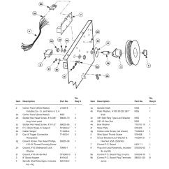 Lincoln Electric Welder Parts Diagram Kenwood Wiring Harness Center Panel Assembly Weld Pack 100 Plus Im546 User Manual Page 53 60