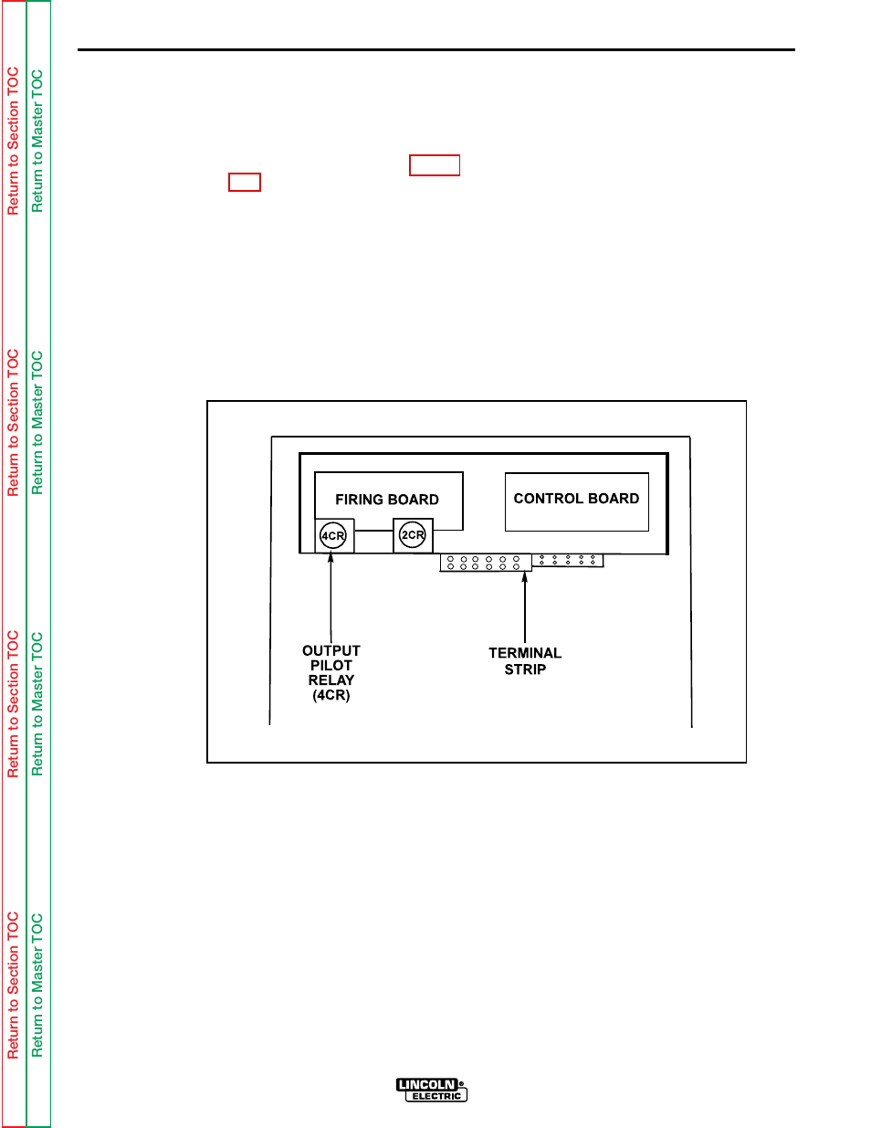 hight resolution of troubleshooting repair firing board test lincoln electric idealarc dc 1000 svm123 a user manual page 63 113