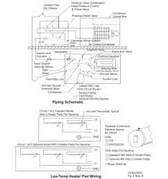 piping schematic lee temp heater pad wiring liebert extreme density chiller xdc user manual [ 954 x 1235 Pixel ]