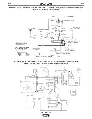 Lincoln Sae 400 Welder Wiring Diagram  Somurich