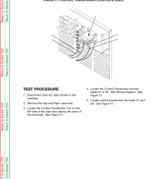 troubleshooting repair test procedure control transformer t2 voltage test lincoln electric multi source svm155 a user manual page 38 96 [ 954 x 1235 Pixel ]