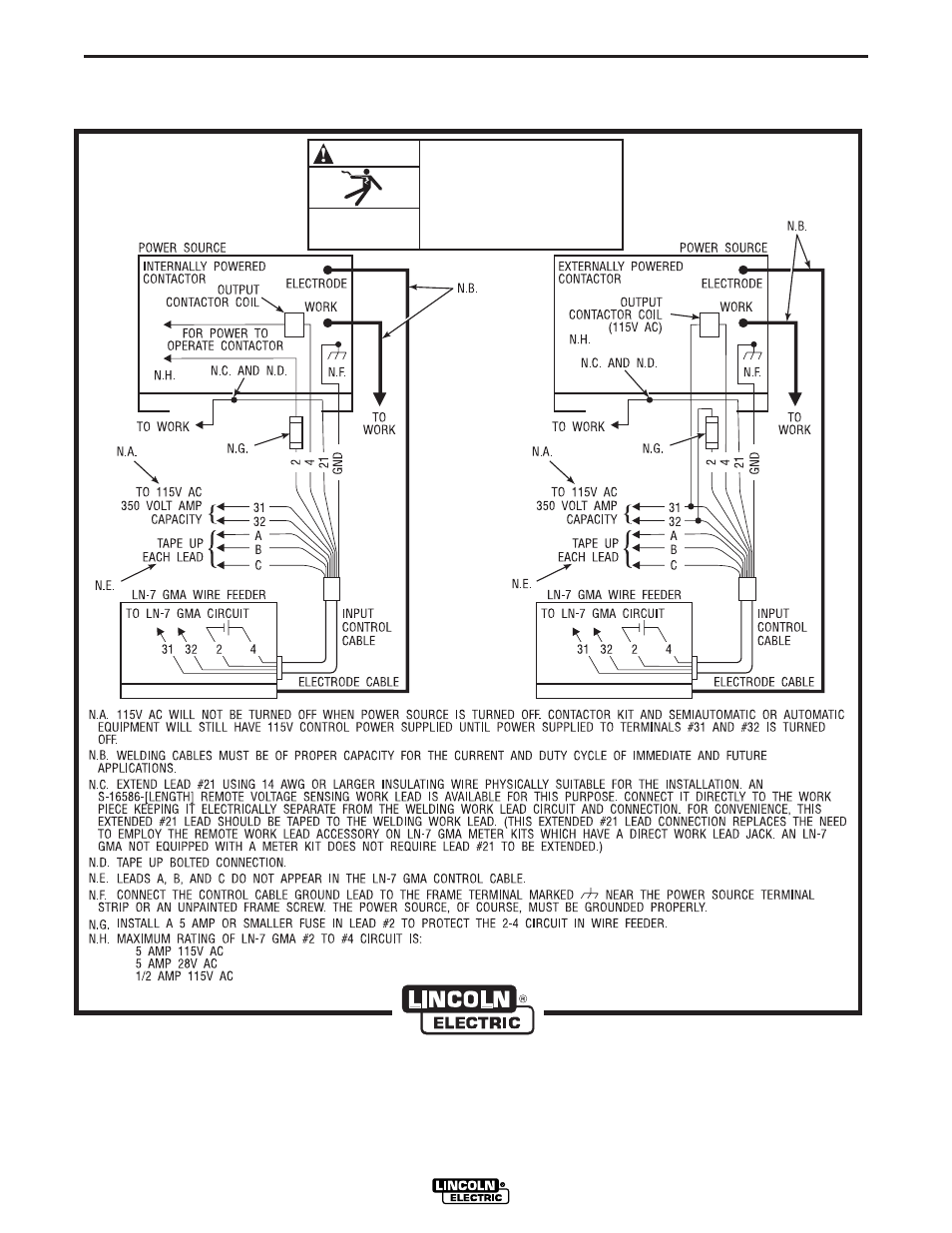 Figure 48 Hoist Wiring Diagram