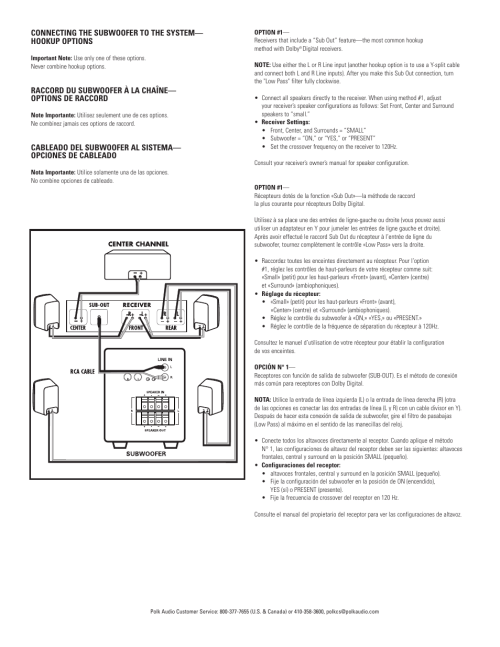 small resolution of polk audio powered subwoofer psw108 user manual page 5 8