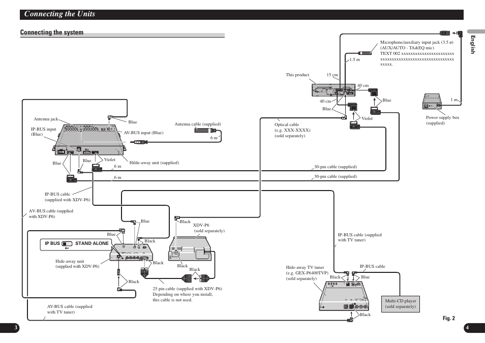 Wiring Diagram For A Pioneer Wbu-P2400Bt / Where Can I