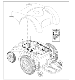 jazzy pride mobility jazzy select 14 user manual page 36 43 also for on  [ 954 x 1235 Pixel ]