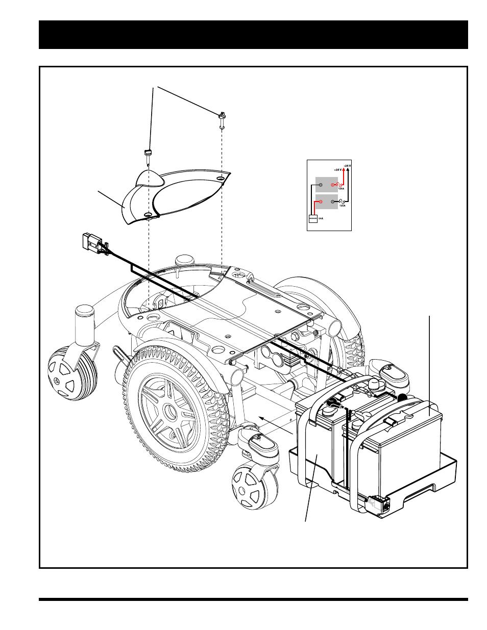 jazzy pride wiring diagram