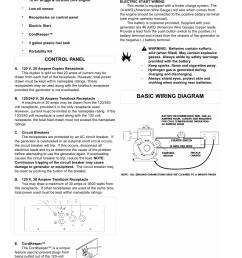 electric start models basic wiring diagram control panel major generator features powermate pma505622 user manual page 2 12 [ 954 x 1235 Pixel ]