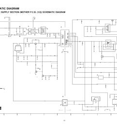 crt tv schematic diagram wiring diagram paper panasonic schematic diagram wiring diagram data sony crt tv [ 1350 x 954 Pixel ]