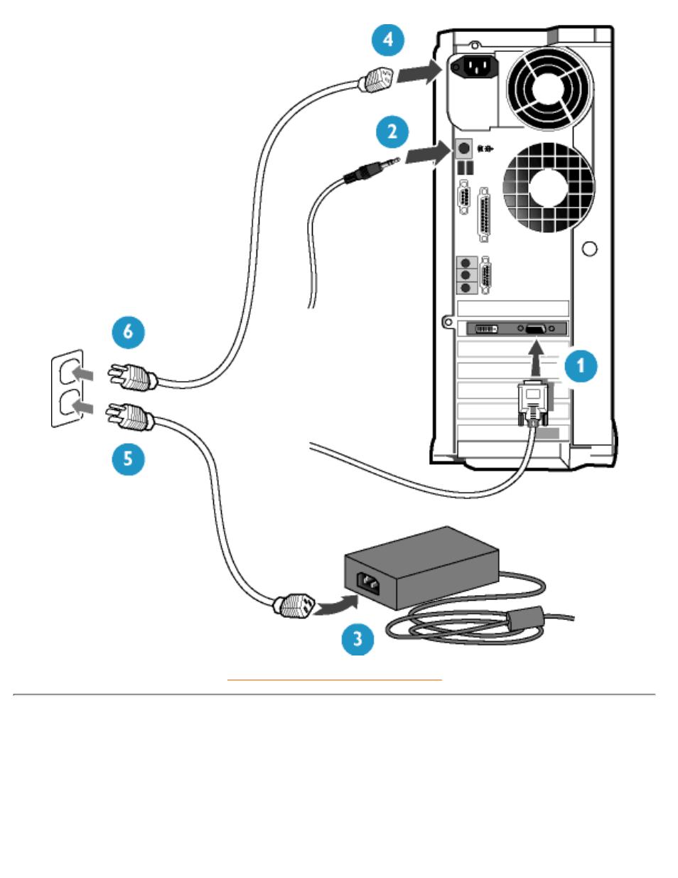 Conexión a un equipo dvd/vcd/vcr, Conectar a dvd/vcr/vcd a