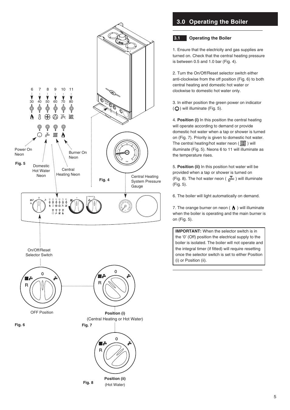BAXI COMBI INSTANT 105E MANUAL PDF