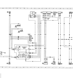 diagram 3a typical ancillary circuits central locking electric peugeot 206 wiring  [ 1227 x 954 Pixel ]