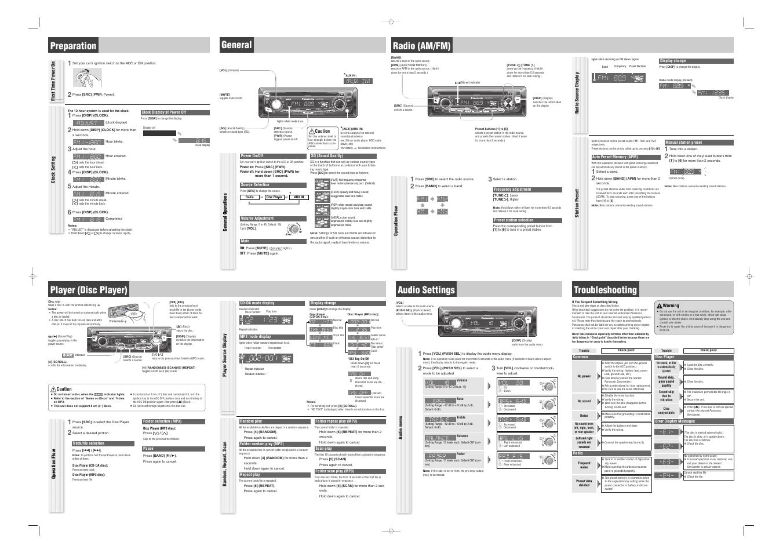 panasonic car audio wiring diagram land cruiser electrical harness 16 pin cq as well