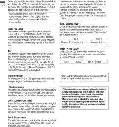 definition of terms english panasonic cq vd6505u user manual page 50  [ 954 x 1348 Pixel ]