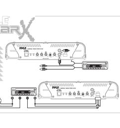 mono input connections low level inputs high level inputs pyle on visio network amp  [ 1235 x 954 Pixel ]