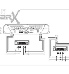 high level mono input connections pyle audio pla 4300d user manual page 31 39 [ 1235 x 954 Pixel ]