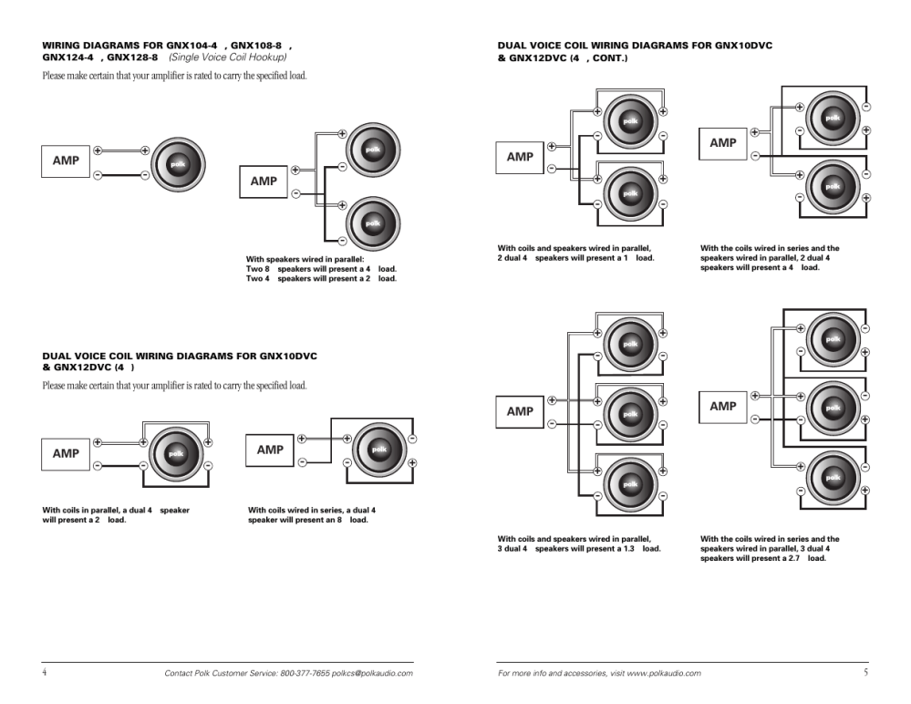 medium resolution of polk speaker wiring diagram
