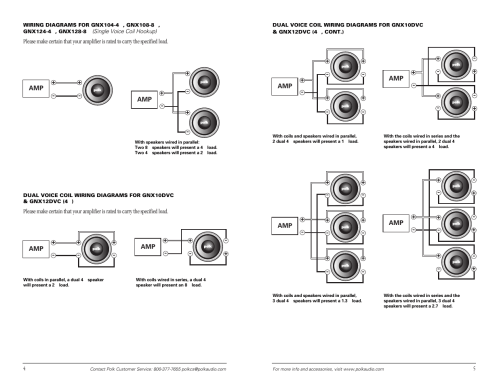 small resolution of polk speaker wiring diagram
