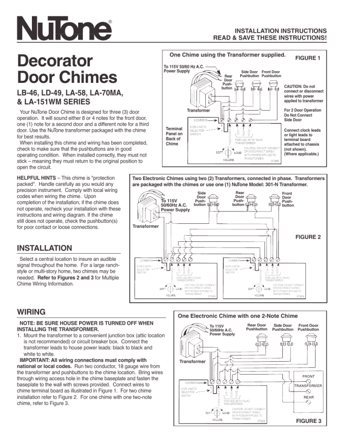 Funky clock chime wiring schematic illustration schematic diagram magnificent nutone wireless doorbell wiring diagram component cheapraybanclubmaster Images