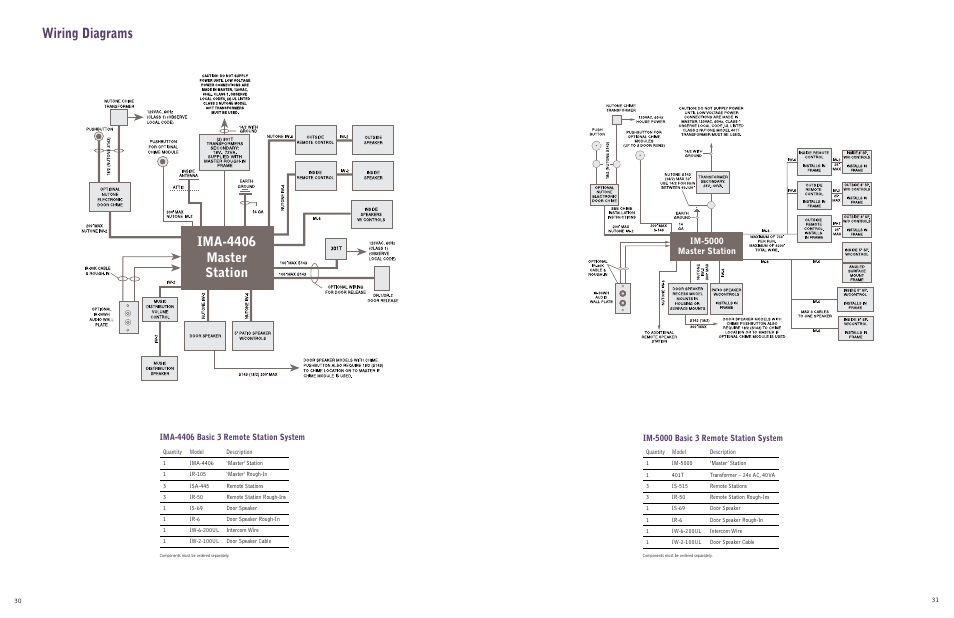 intercom speaker wiring diagrams