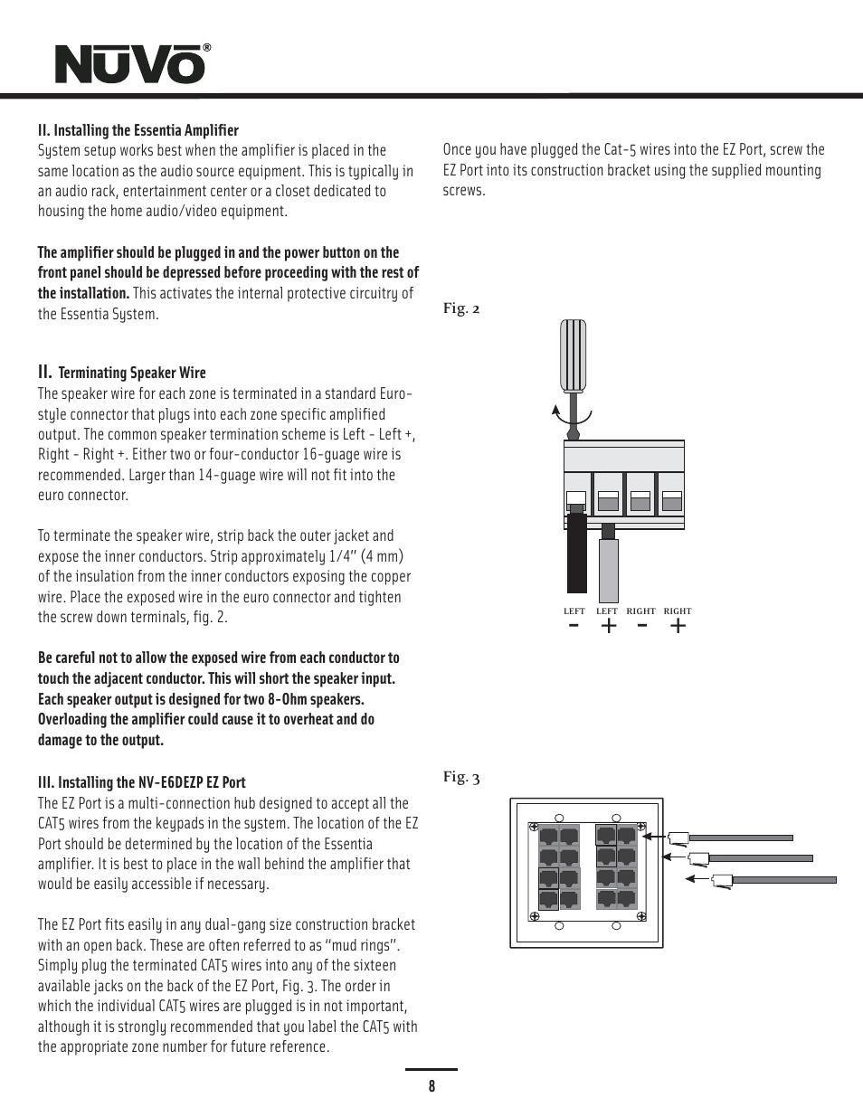 medium resolution of 8 ohm speaker wiring