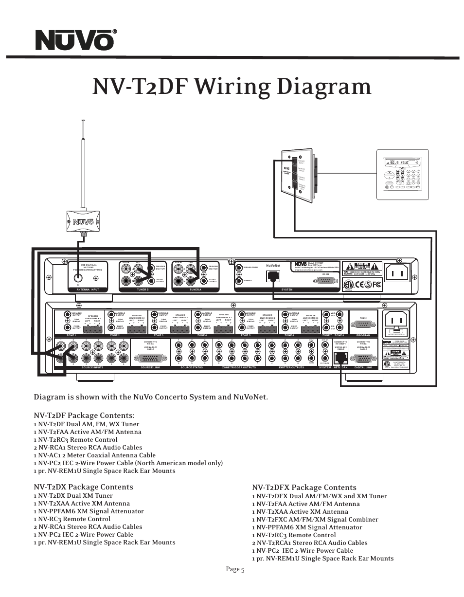 hight resolution of nv t2df wiring diagram nv t2dx package contents nv t2dfx package nuvo essentia wiring diagram