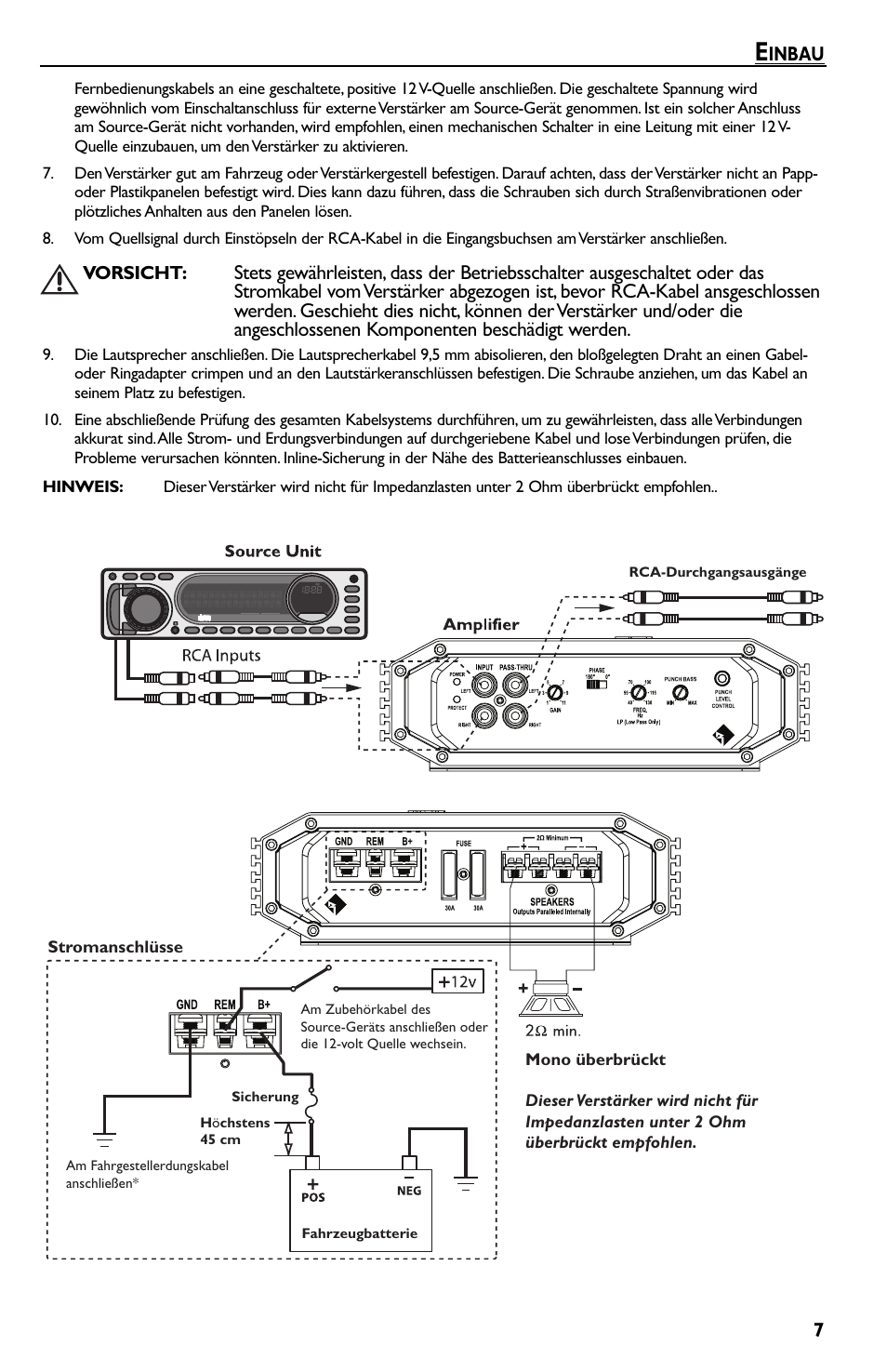 hight resolution of rockford fosgate prime r500 1 user manual page 37 52