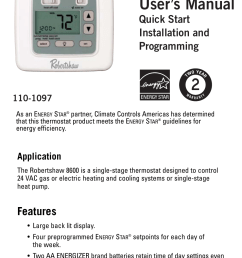 honeywell wifi thermostat troubleshooting robertshaw 9600 thermostat wiring diagram  [ 954 x 1972 Pixel ]