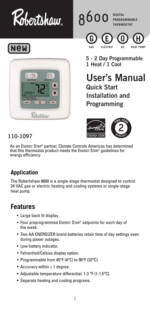 small resolution of  honeywell wifi thermostat troubleshooting robertshaw 9600 thermostat wiring diagram