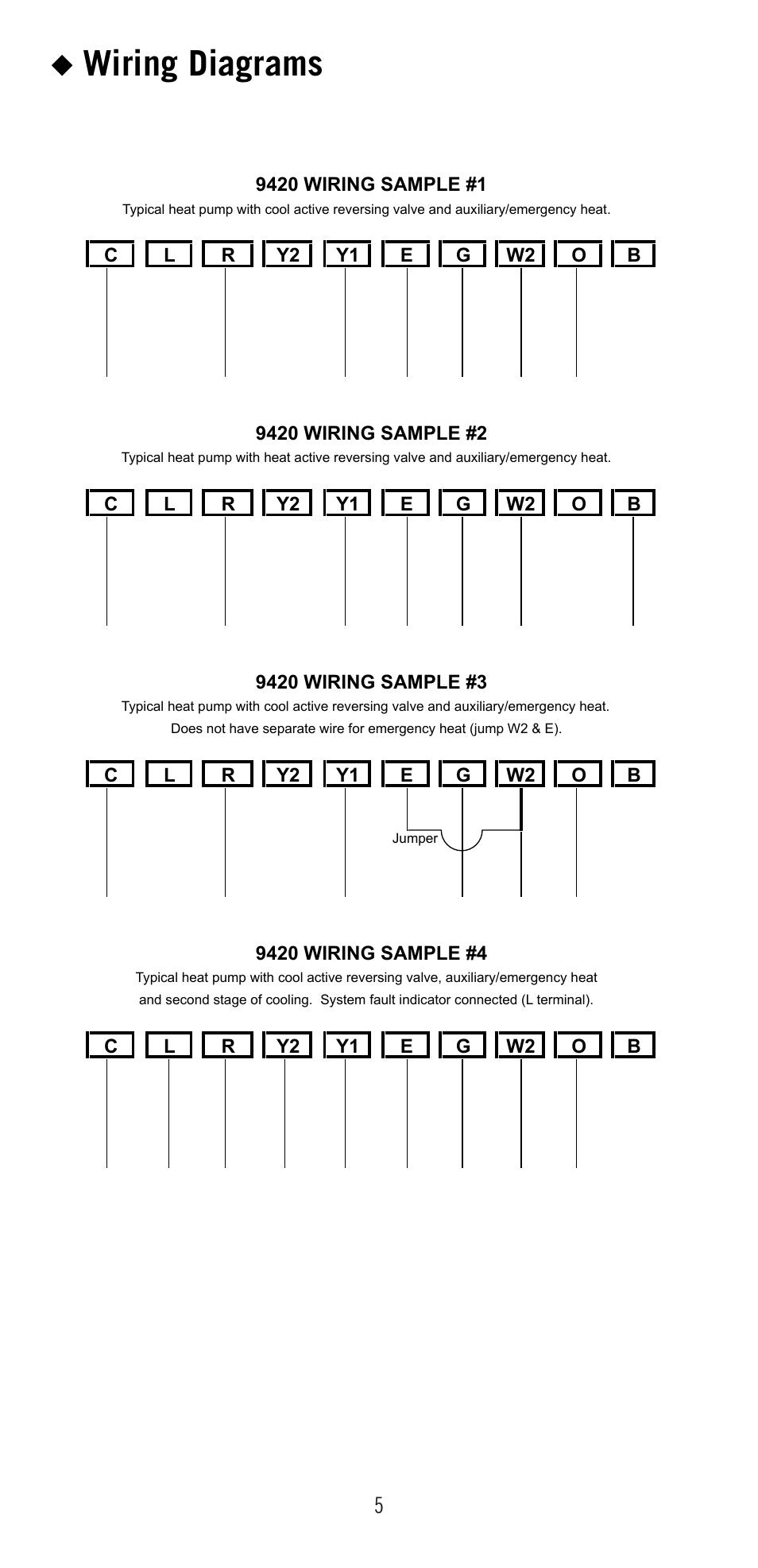 medium resolution of heat pump reversing valve wiring diagram