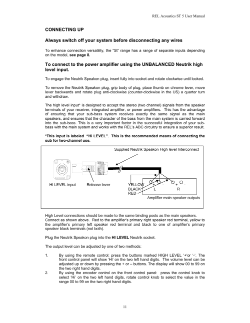 small resolution of  speakon rel speakon neutrik connector wiring diagram on daisy diagram rca connector wiring diagram