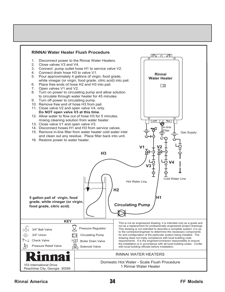 hight resolution of rinnai water heater reu v2520ffud user manual page 34 48 also for water heater reu v2532ffu water heater reu v2532ffuc water heater reu v2520ffu