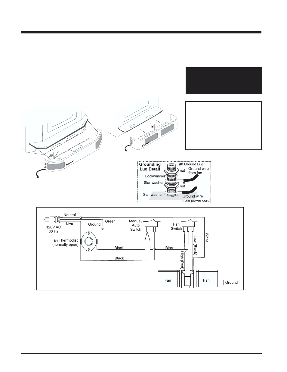 medium resolution of blower fan switch wiring