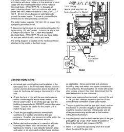 rinnai wiring diagram [ 954 x 1235 Pixel ]