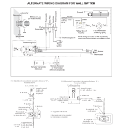 installation alternate wiring diagram for wall switch regency zero clearance direct vent gas fireplace [ 954 x 1235 Pixel ]