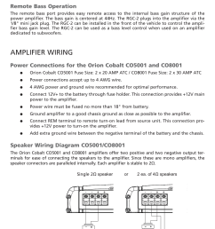 amplifier wiring low pass crossover remote bass operation orion c08001 user manual page 7 66 [ 954 x 1475 Pixel ]