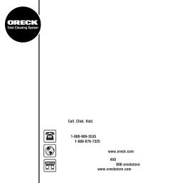 enjoy call click visit oreck xl rofessional air purifier airp series user manual page 2 36 [ 954 x 1475 Pixel ]