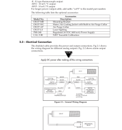 installation 2 electrical connection omega os137 user manual on valve wiring diagram  [ 954 x 1235 Pixel ]