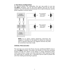 wiring procedures orion car audio orion maxxbass user manual page 10 17 [ 954 x 1235 Pixel ]