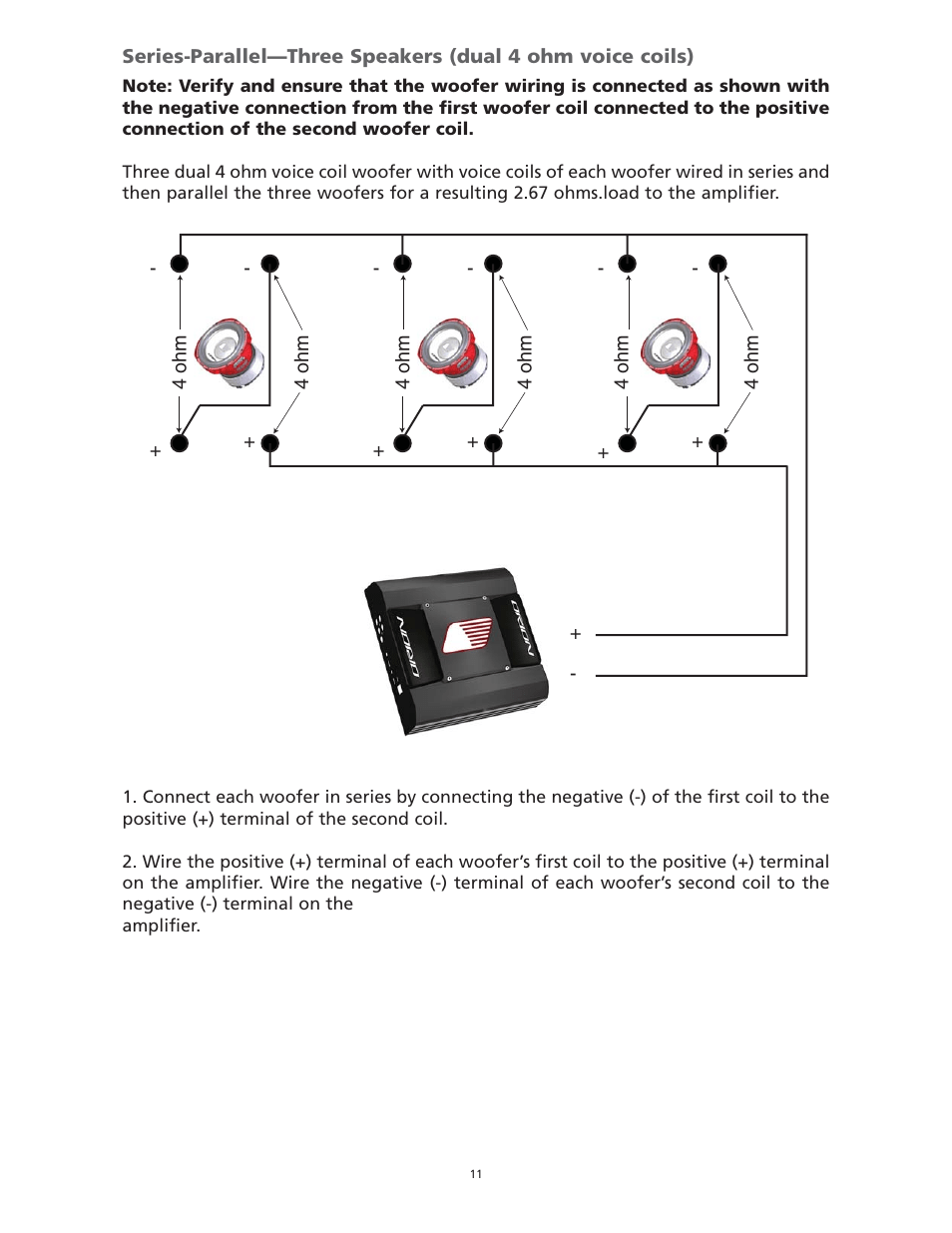 hight resolution of  stereo wiring diagram orion car audio hcca 15 2 user manual page 11 23 also fororion car audio hcca