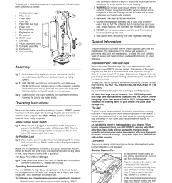 general information parts list assembly oreck simply amazing general information parts list assembly oreck simply amazing u3700hh user manual page 5 16  [ 954 x 1235 Pixel ]