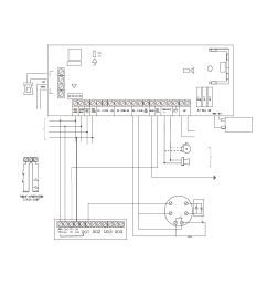 orbit 6 wiring diagram figure 1b installer manual 33 uo1 uo2 uo3 orbit 6 [ 954 x 1349 Pixel ]