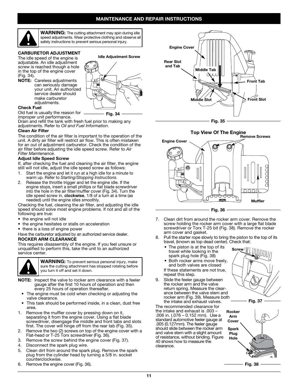 Troy Bilt Bronco Manual
