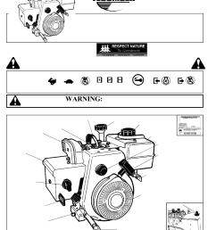 tecumseh vantage hsk35 user manual 8 pages also for hsk40 hssk50 hsk35 40 [ 954 x 1235 Pixel ]