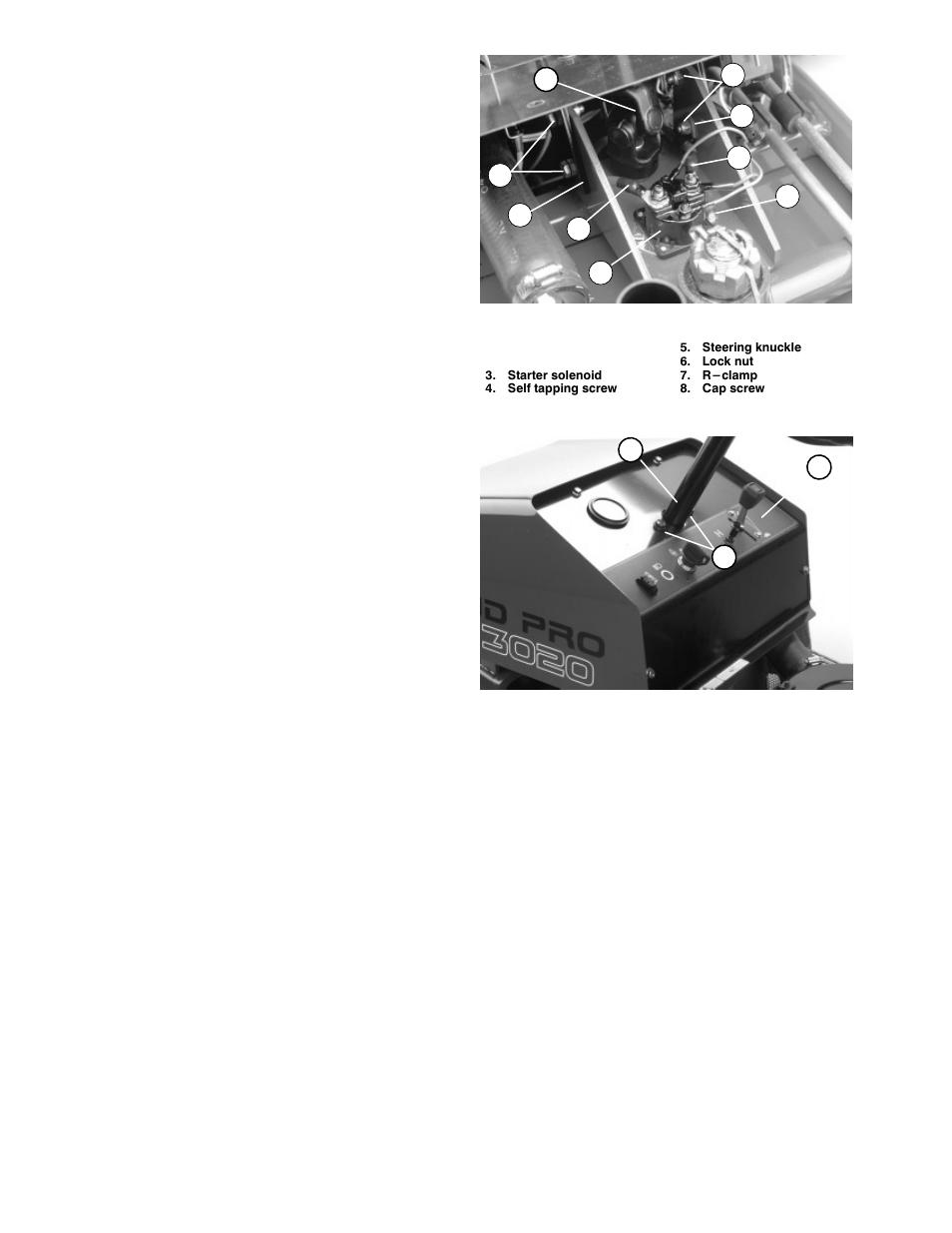 hight resolution of toro sand pro 5020 user manual page 160 170 original modetoro sand pro 5020 user manual