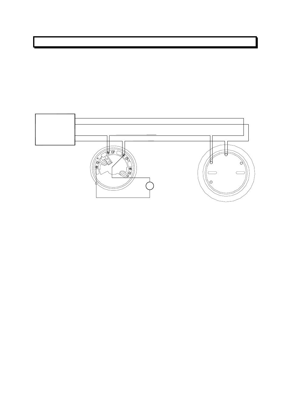 medium resolution of 11 mub universal base 1 general 2 mub and 5b wiring tyco mx4428 user manual page 41 134
